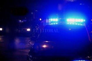 Homicidio en Santo Tomé  -