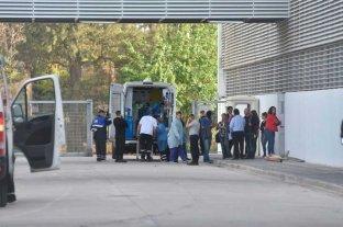 En imágenes: paso a paso, así se concreta la migración al nuevo hospital Iturraspe -  -