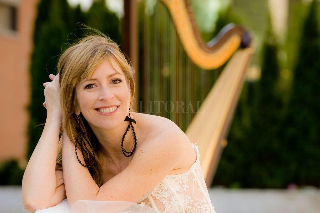 Elizabeth Hainen, solista principal de la Orquesta de Filadelfia, dará clases y actuará el martes. <strong>Foto:</strong> Gentileza Amanda Stevenson
