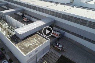 Video: un resumen de la histórica migración del hospital Iturraspe