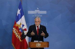 Piñera anunció que trabaja en un plan para mitigar el impacto del aumento de pasajes en subterráneos