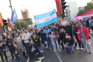 Movilizaciones a favor de la reelección de Macri en distintas ciudades del mundo -  -