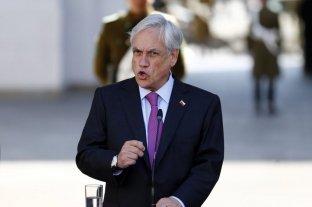 Piñera anunció la suspensión de la suba de tarifas del subte