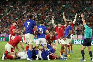Mundial de Rugby: Gales y Sudáfrica, los otros semifinalistas