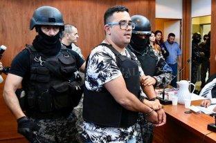 """Esta semana vuelve a juicio Ariel """"Guille"""" Cantero, el jefe de """"Los Monos"""" -  -"""