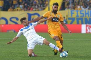 Central perdió contra Vélez y quedó en zona de descenso -  -