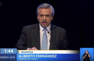 """Alberto Fernández: """"Hay que dedicarse a los índices de inflación y pobreza"""""""