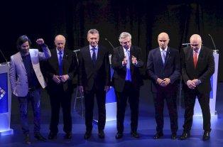 Rating: El debate presidencial tuvo picos de 32,4