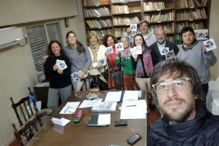 Voces unidas para narrar - El grupo se reúne dos veces por semana en un espacio del norte de la ciudad, con el objetivo común de leer y escribir.  -