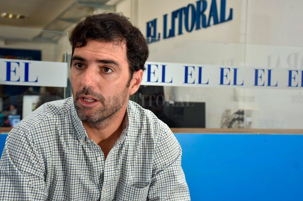 """""""El dinero de Ansés va a donde tiene que ir, que es a la gente. Y está más cuidado que nunca"""". <strong>Foto:</strong> Flavio Raina."""