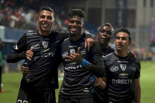 Independiente del Valle goleó al Aucas: 4 a 0