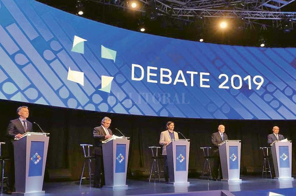La Grieta se impuso en el segundo debate -  -