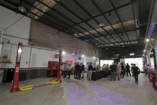 Delbino Carrocería y Pintura abrió su moderno taller en Peñaloza al 7400