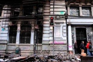 Crisis en Chile: 11 muertos, 8 baleados graves y 1900 detenidos -  -