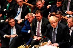 Nuevo revés en el Parlamento para los planes de Brexit de Johnson