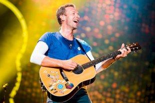 Coldplay anunció la publicación de un nuevo CD