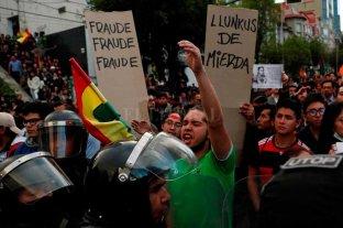 La incertidumbre por el resultado electoral en Bolivia agita la violencia callejera