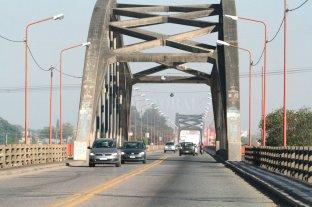 Comienzan los trabajos de refacción en el Puente Carretero -  -