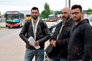 Choferes de colectivo despedidos piden ser reincorporados