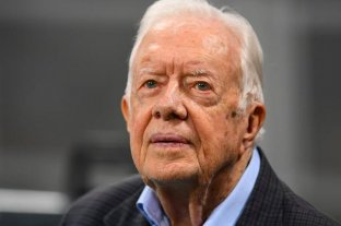 Estados Unidos: internaron al expresidente Jimmy Carter