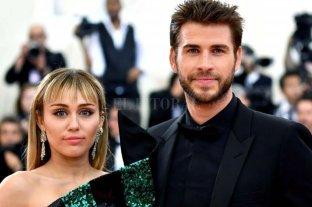 """Miley Cyrus confirmó que no es gay y dijo que Liam Hemsworth """"es una mala persona"""""""