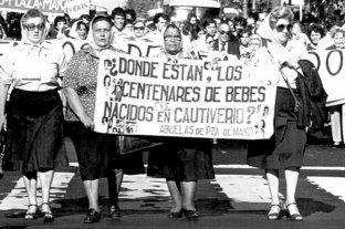 Día Nacional del Derecho a la Identidad: se conmemoran 42 años de lucha