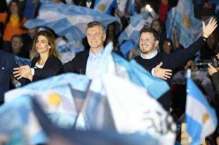 """Macri: """"No nos va a ayudar traer a los mismos del pasado"""" -  -"""