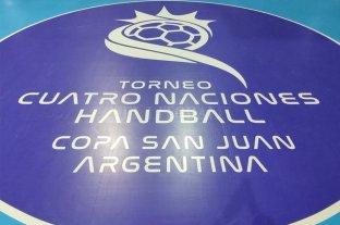 Handball: Argentina se medirá con Rusia