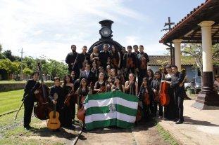 Festival Internacional Voces en el Camino  - Distintas agrupaciones se sumarán al encuentro, como la Orquesta y el Coro Sonidos de la Tierra de Paraguay.  -