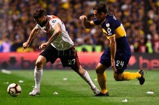 Pese a perder con Boca, River es finalista de la Copa Libertadores -  -
