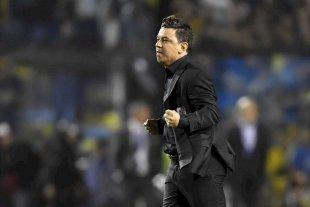 """Gallardo: """"La felicidad no me entra en el cuerpo por llegar a otra final y sacar de nuevo a Boca"""""""
