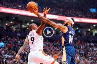 El campeón Toronto Raptors arrancó la temporada de la NBA con un triunfo