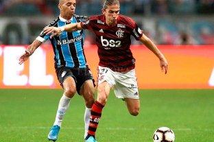 Flamengo y Gremio definen al rival de River en la final de la Copa Libertadores