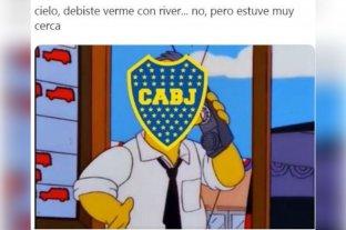 River eliminó nuevamente a Boca y... ¡Hay memes!