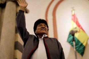 Evo Morales denunció un golpe de Estado y se agudiza la crisis en Bolivia -  -
