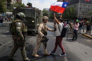 Aumentan las denuncias por torturas y detenciones ilegales durante la represión en Chile