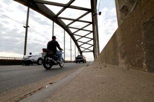 Comienzan los trabajos de refacción en el Puente Carretero