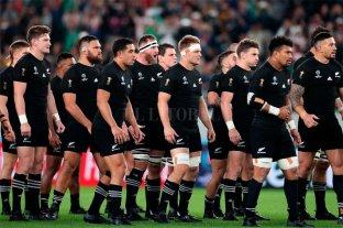 """Nueva Zelanda e Inglaterra anuncian sus formaciones para la """"semi"""" del Mundial de Rugby"""