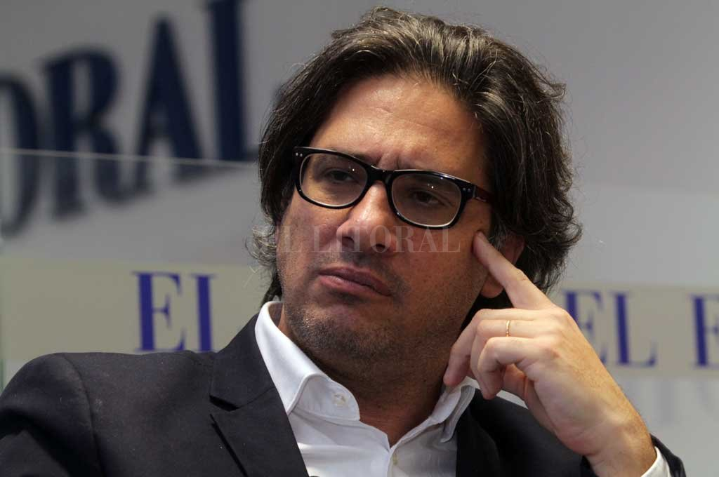 Germán Garavano, ministro de Justicia durante el gobierno de Mauricio Macri. Crédito: Archivo El Litoral