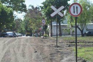 Ahora se puede cruzar por detrás de la Estación Belgrano