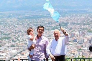 """Cierre de Campaña: Lavagna dijo que sin consensos """"es imposible avanzar"""""""