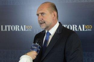 """Según Perotti, """"no hay margen""""  para seguir con la transición"""