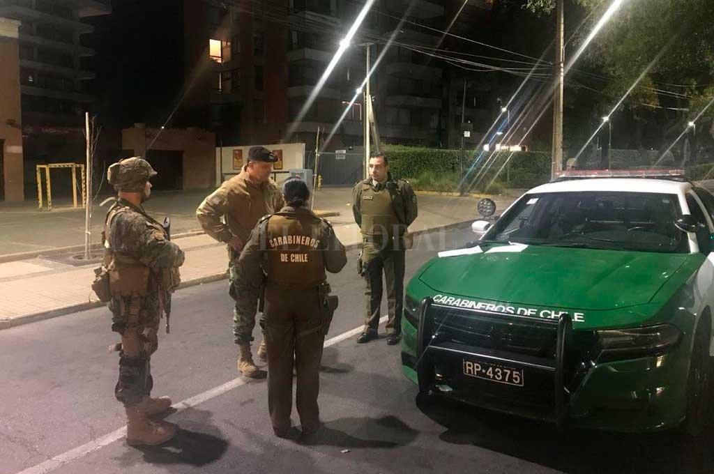 <strong>Foto:</strong> Twitter Ejército de Chile