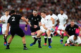 Inglaterra aleccionó a Nueva Zelanda