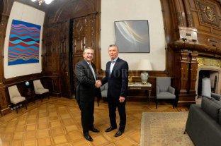 Comenzó la transición: la reunión entre Macri y Fernández duró una hora