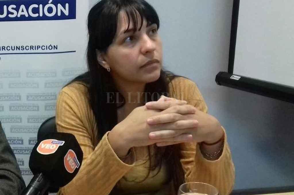 La fiscal Alejandra del Río Ayala es quien investiga estos dos delicados temas. <strong>Foto:</strong> Archivo El Litoral