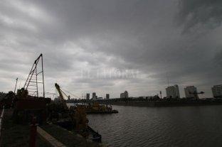 Alerta meteorológico por tormentas fuertes para este sábado -  -