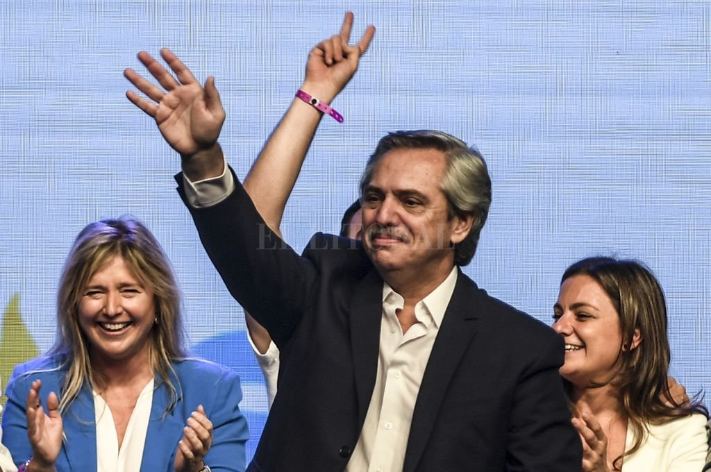 Alberto Fernández, presidente electo.  <strong>Foto:</strong> DPA