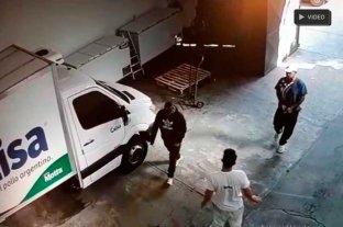Violento asalto en Calisa