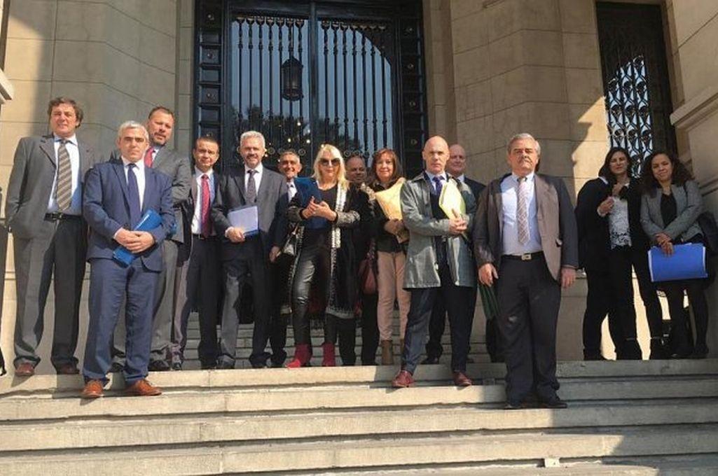 Los fiscales de Estado de 13 provincias presentaron en agosto ante la Corte recursos de inconstitucionalidad de los decretos de Mauricio Macri. Crédito: Gentileza